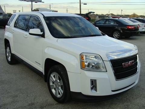 2011 GMC Terrain for sale at PREMIER MOTORS OF PEARLAND in Pearland TX
