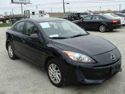 2012 Mazda MAZDA3 for sale at PREMIER MOTORS OF PEARLAND in Pearland TX