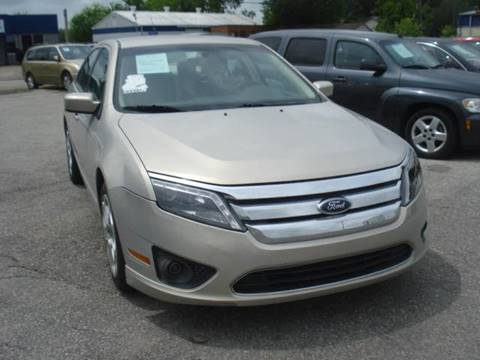 2010 Ford Fusion for sale at PREMIER MOTORS OF PEARLAND in Pearland TX