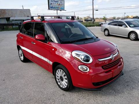 2014 FIAT 500L for sale at PREMIER MOTORS OF PEARLAND in Pearland TX