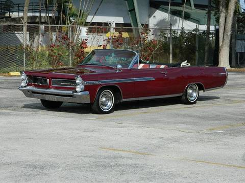 1963 Pontiac Bonneville for sale in Pearland, TX