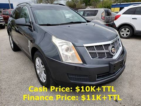 2011 Cadillac SRX for sale in Pearland, TX