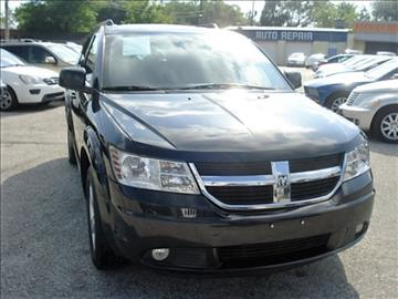 2010 Dodge Journey for sale at PREMIER MOTORS OF PEARLAND in Pearland TX
