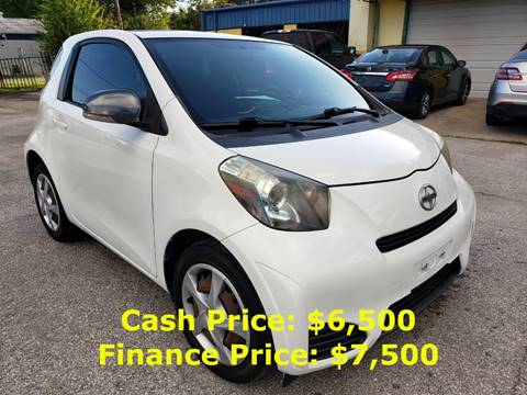 2012 Scion iQ for sale in Pearland, TX