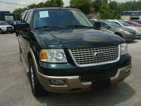 2004 Ford Expedition for sale at PREMIER MOTORS OF PEARLAND in Pearland TX