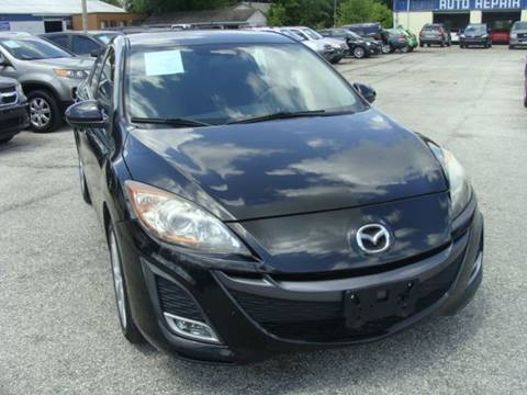 2010 Mazda MAZDA3 for sale at PREMIER MOTORS OF PEARLAND in Pearland TX