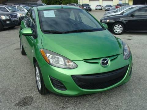 2011 Mazda MAZDA2 for sale at PREMIER MOTORS OF PEARLAND in Pearland TX