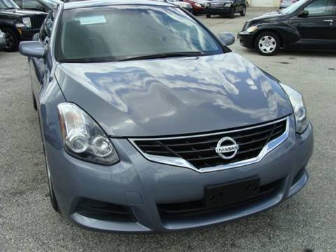 2012 Nissan Altima for sale at PREMIER MOTORS OF PEARLAND in Pearland TX