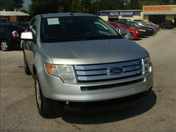 2010 Ford Edge for sale at PREMIER MOTORS OF PEARLAND in Pearland TX