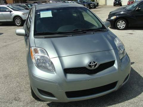2009 Toyota Yaris for sale at PREMIER MOTORS OF PEARLAND in Pearland TX