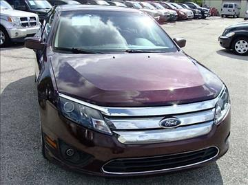 2011 Ford Fusion for sale at PREMIER MOTORS OF PEARLAND in Pearland TX
