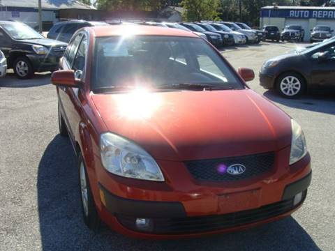 2007 Kia Rio5 for sale in Pearland, TX