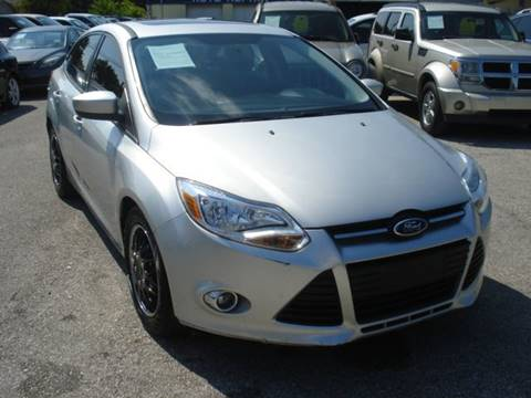 2012 Ford Focus for sale in Pearland, TX