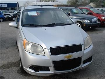 2009 Chevrolet Aveo for sale at PREMIER MOTORS OF PEARLAND in Pearland TX