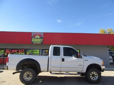 2003 Ford F-250 Super Duty for sale in Lasalle, CO