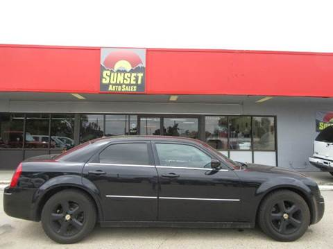 2006 Chrysler 300 for sale at Sunset Auto Sales & Repair in Lasalle CO