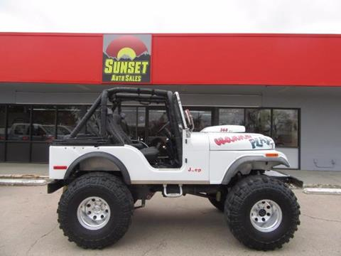 1974 Jeep Wrangler for sale in Lasalle, CO