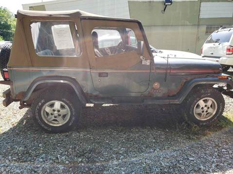 1994 Jeep Wrangler for sale in Newton, IA