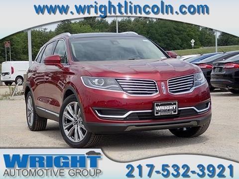 2017 Lincoln MKX for sale in Hillsboro, IL