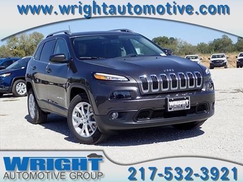 2018 Jeep Cherokee for sale in Hillsboro, IL