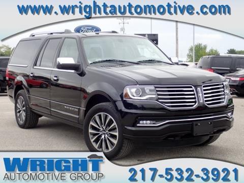 2017 Lincoln Navigator L for sale in Hillsboro, IL