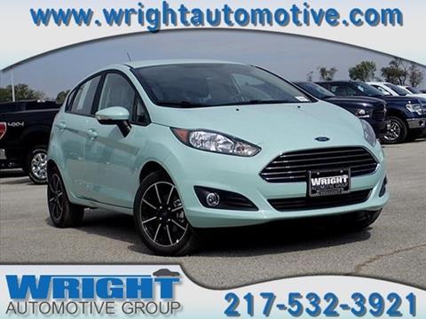 2017 Ford Fiesta for sale in Hillsboro, IL