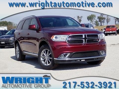 2017 Dodge Durango for sale in Hillsboro, IL