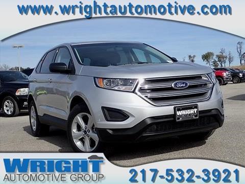 2017 Ford Edge for sale in Hillsboro, IL