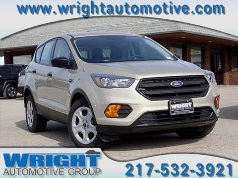 2018 Ford Escape for sale in Hillsboro, IL
