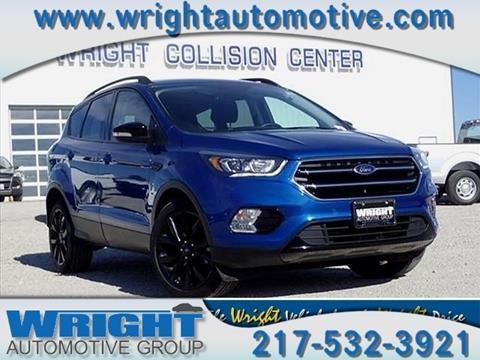 2017 Ford Escape for sale in Hillsboro, IL