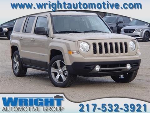 2017 Jeep Patriot for sale in Hillsboro, IL