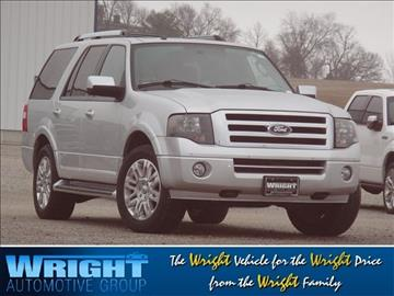 2012 Ford Expedition for sale in Hillsboro, IL