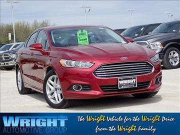 2013 Ford Fusion for sale in Hillsboro, IL