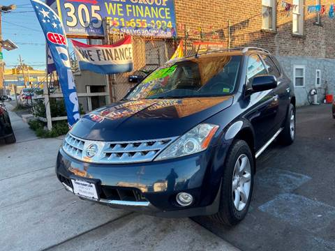 2007 Nissan Murano for sale in Jersey City, NJ