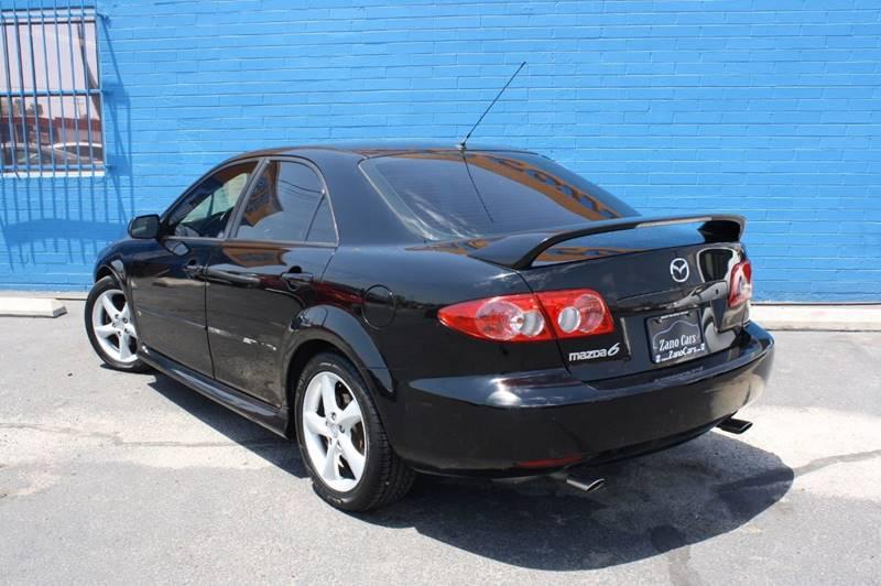 2004 Mazda Mazda6 s 4dr Sports Sedan In Tucson AZ - Zano Cars