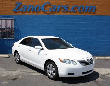 2008 Toyota Camry Hybrid for sale in Tucson, AZ