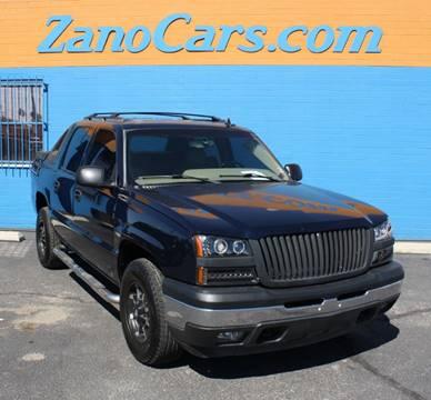 2006 Chevrolet Avalanche for sale in Tucson, AZ