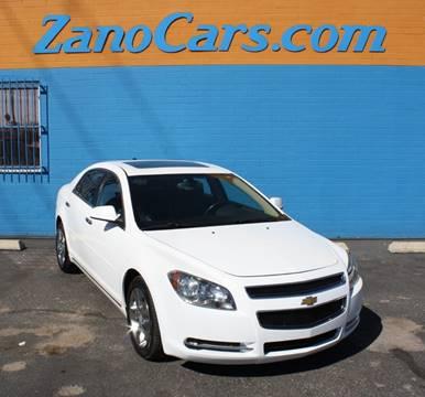 2012 Chevrolet Malibu for sale in Tucson, AZ