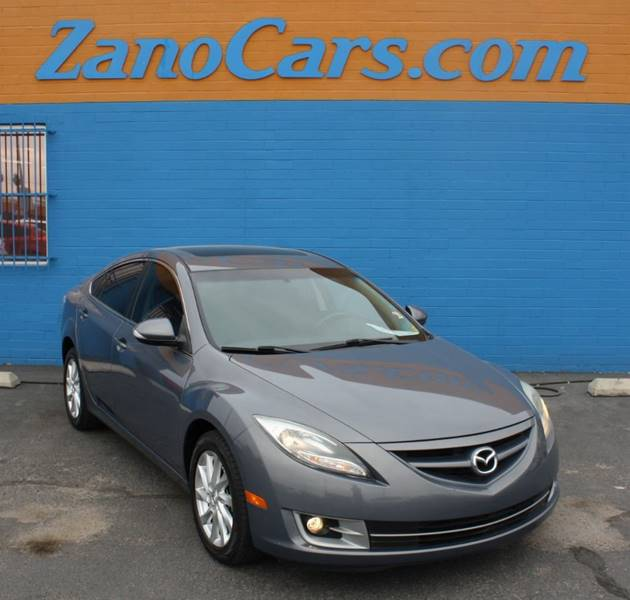 2011 Mazda MAZDA6 S Grand Touring 4dr Sedan   Tucson AZ