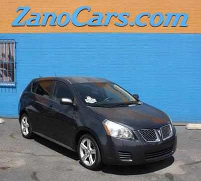 2009 Pontiac Vibe for sale in Tucson, AZ