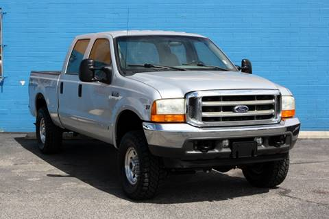 2001 Ford F-250 Super Duty for sale in Tucson, AZ