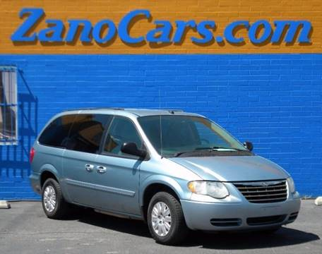 2005 Chrysler Town and Country for sale in Tucson, AZ