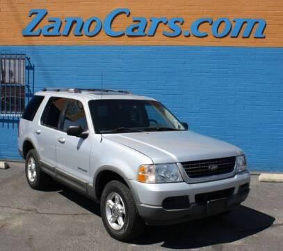 2002 Ford Explorer For Sale >> 2002 Ford Explorer For Sale In Tucson Az