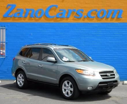 2007 Hyundai Santa Fe for sale in Tucson, AZ