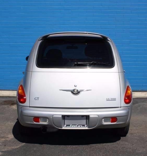 2005 Chrysler Pt Cruiser 4dr GT Turbo Wagon In Tucson AZ ...