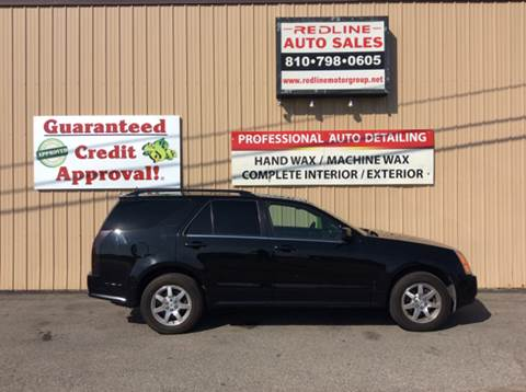 2007 Cadillac SRX for sale in Almont, MI