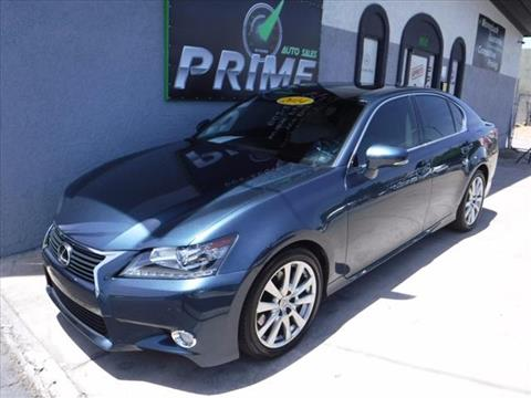 2014 Lexus GS 350 for sale in Phoenix, AZ