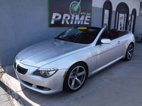 2009 BMW 6 Series for sale in Phoenix, AZ