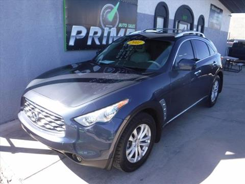2011 Infiniti FX35 for sale in Phoenix, AZ