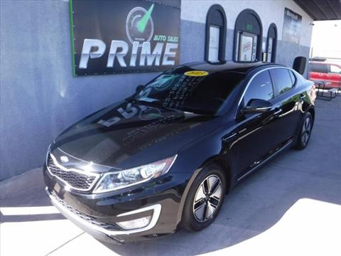 2013 Kia Optima Hybrid for sale in Phoenix, AZ
